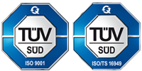 TUV Certifications